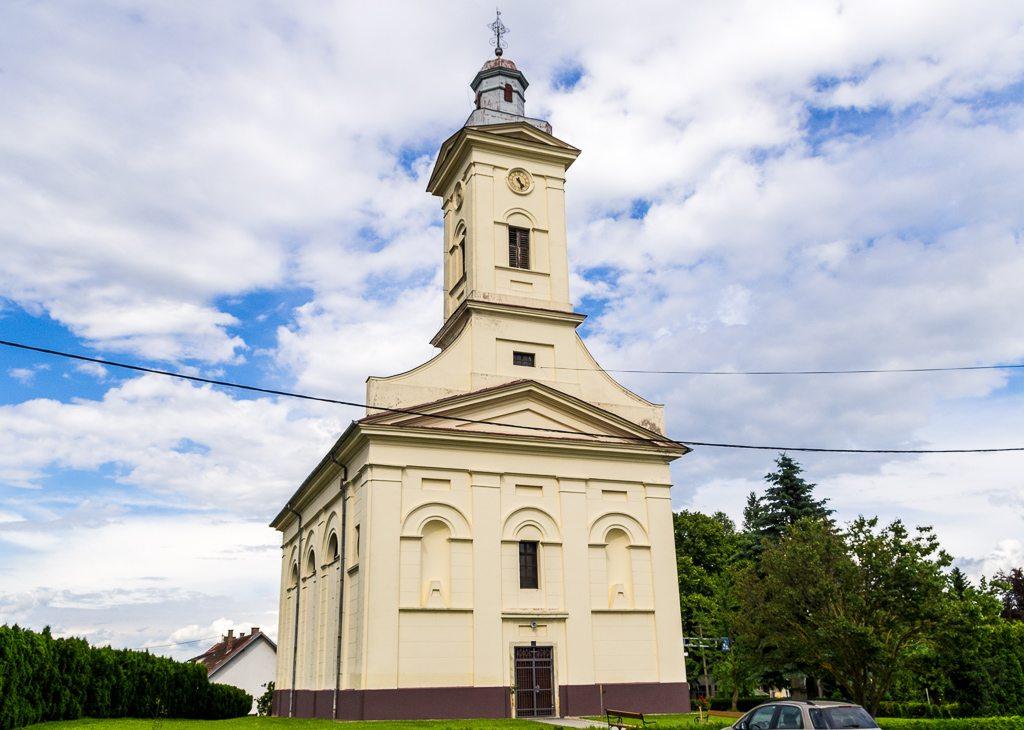 Župna crkva Sv.Ivana Krstitelja Ivanska
