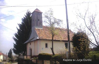 Kapela Sv. Jurja u Đurđicu