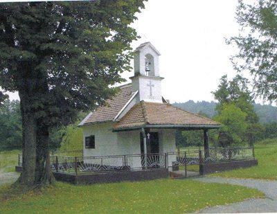 Kapela sv.Ilije u Donjoj Petričkoj