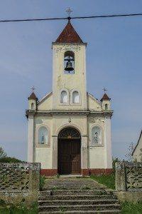 Kapela Prestvetoga Trojstva u Paljevinama