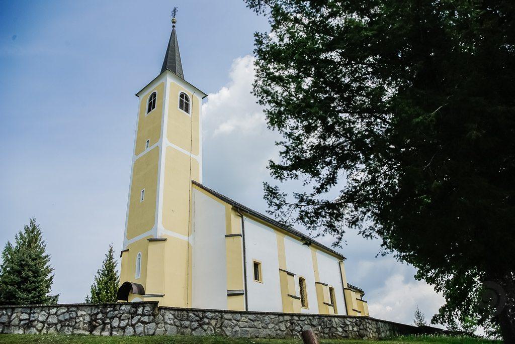 Župna crkva Sv.Katarina u Samarici