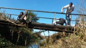 Bojanje mosta 1